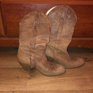 Shoes - [Resale] Women Cowboy Boots Size 7